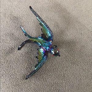 Vintage Bluebird Pin/Brooch
